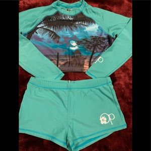 🌟3 for 30🌟Swim wear👙in teal colour